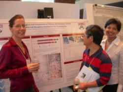 Sita Awasthi vpravo. Kredit: University of Pennsylvania.
