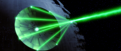 Concave Dish Composite Beam Superlaser. Kredit: Lucasfilm Ltd.