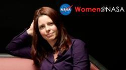 Jen Eigenbrode. Kredit: NASA.