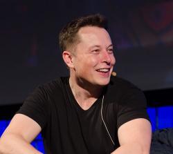 Elon Musk (2013). Kredit: Heisenberg Media