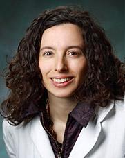 Dr. Erin Donnelly Michos, kardioložka, Johns Hopkins univerzity, Maryland. Kredit: JHU.