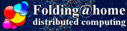 Folding@home, logo.