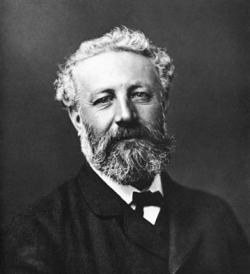 """Jules Verne si směsí vína s kokainem značky Vin Mariani  """"prodlužoval život""""."""