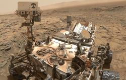 Rover Curiosity (Kredit: NASA)