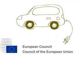 Prodej nových aut na benzinový či dieselový pohon bude možná v Evropské unii od roku 2035 prakticky vyloučen. Evropská komise ve středu v rámci přelomového klimatického balíčku navrhla, aby nové vozy od zmíněného data nemohly produkovat žádné emise oxidu uhličitého. Kredit:  European Council.