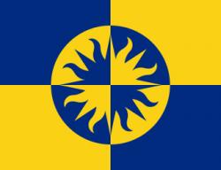 Až se někdy budete toulat v zahraničí a spatříte tuto vlajku, budiž pro vás indicií, že tam rozhodně bude co k vidění a ještě k tomu po vás nebudou požadovat vstupné.