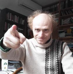Jaroslav Flegr, evoluční biolog, Univerzita Karlova.