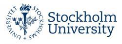 Stockholm University.