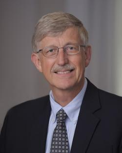 Francis Collins, ředitel Národního ústavu zdraví USA (Kredit: NIH)
