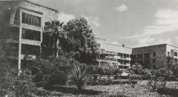 """Sinopské oddělení suchumského """"fyztechu"""" v 50. letech. Foto archiv"""