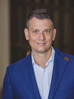 Gabriel A. Vecchi, oceánolog, profesor geověd, Princetonská univerzita. První autor a vedoucí kolektivu. Kredit: Princeton.
