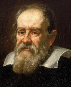 Justus Susterman: Galileo Galilei, 1639/1640. Kredit: National Maritime Museum in Greenwich (BHC2700) via Wikimedia Commons.