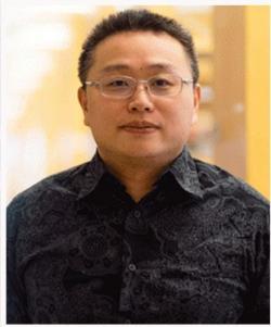 Gang Han, biochemik, jediný zahraniční spoluautor studie. Kredit:  University of Massachusetts.