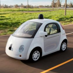 Google Self-Driving Car Project. Kredit: Google.