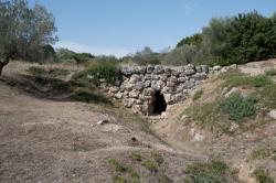 Silniční most z pozdní doby bronzové. Kredit: autor článku.