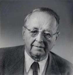Hermann Weyl. Kredit: ETH Zürich.