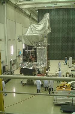 Herschel Space Observatory. (Kredit: Apoc2400, Wikipedia)