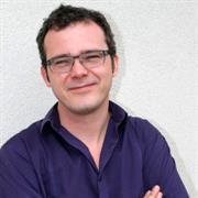 """Ian Barnes,evoluční biolog, který celý genom muže """"přečetl"""". Natural History Museum"""