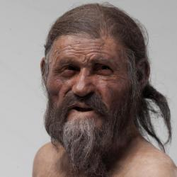Ledový muž Ötzi. Kredit: Kennis / South Tyrol Museum of Archaeology, Foto Ochsenreiter.