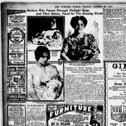 Chronicling America: Historic American Newspapers. Lib. of Congress