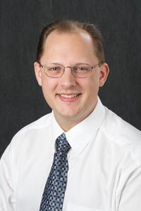 Justin Grobe, farmakolog a hlavní autor studie. Kredit: UI Carver College of Medicine