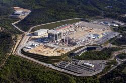 ITER, 29. 4. 2016. Kredit: Matthieu Colin / ITER.