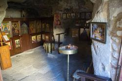 Jeskynní kostelík v Matale. Kredit: Zde, Wikimedia Commons.