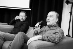 Ještě je potřeba zodpovědět dotazy z publika, to se do diskuze zapojilo velmi intenzivně (foto Andrea Malíková).