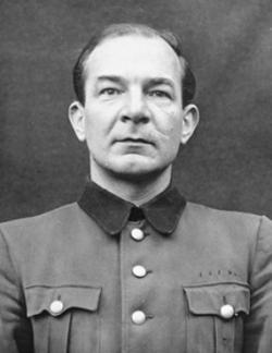 Joachim Mrugowsky. (Kredit: USHMM, courtesy of Hedwig Wachenheimer Epstein)
