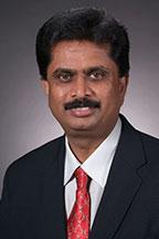 Anumantha Kanthasamy, absolvent University of Madras, Indie. Veterinář na Iowa State University. spoluautor studie.