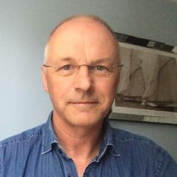 Karsten Gohl, geofyzik, vedoucí výzkumného kolektivu. Kredit: AWI.