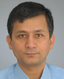 Krishna Bahadur KC, první autor publikace. Nyní University of Guelph, dříve působil na Kyoto University a Universität Hohenheim. Kredit: UG.