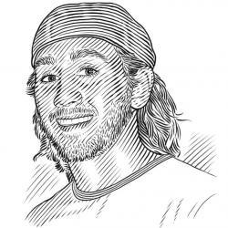 Bryan A. Keller, rodák z Arizony zkoumající navigační schopnosti žraloků. Save our seas foundation. Kredit :B.A.Keller.