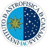 Instituto de Astrofísica de Canarias, logo.