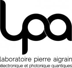 Logo Laboratoire Pierre Aigrain.