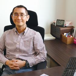Masahito Ikawa, vedoucí výzkumného kolektivu, Immunology Frontier Research Center, Osaka University. (Kredit: Osaka Univ.)