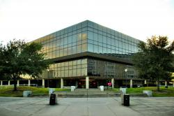University of Houston ( Melcher Hall )