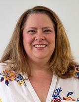 Melissa Caimano, členka týmu Justina Radolfa. Kredit: UConn Health.