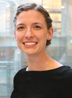"""Melissa Wilson Sayres, Arisona State University:  """"Některé populace jsou náchylné k určitým genetickým poruchám, jiné nikoliv. K porozumění lidskému zdraví v celosvětovém měřítku, je naší globální genetickou minulost dobré odhalit a pochopit."""""""