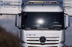 Daimler Mercedes Truck Highway Pilot Connect - Test Drive