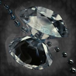 Experiment sdiamanty a extrémním stlačováním vodíku. Kredit: Philip Dalladay-Simpson & Eugene Gregoryanz.