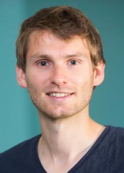Mirko Koziolek, vědecký pracovník  na University of Greifswald, Německo.