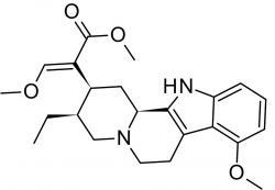 Alkaloid mitragynin.