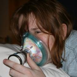 Že by amatérská prevence před chřipkou?