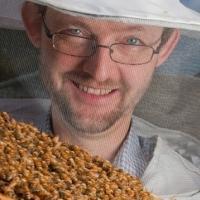 Boris Baer, vedoucí kolektivu, ředitel Centra pro integrovaný výzkum včel (CIBER) na University of Western Australia. Kredit: UWA