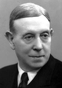 Antonió Egas Moniz, portugalský lékař a průkopník lobotomie.  (Kredit: nobelprize.org)