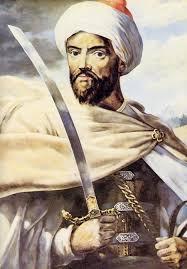 Moulay Ismail ibn Sharif (1672–1727). Zemřel po nešťastném pádu z koně.