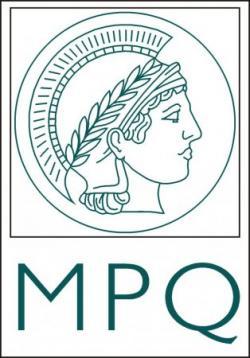 Max Planck Institute of Quantum Optics, logo.