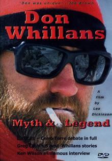 Don Whillans. Britský horolezec a účastník řady himálajských expedic. Své pocity na vrcholcích nejspíš popsal dobře. Neměl totiž ke sklence daleko a alkohol ho zabil už v 52 letech.
