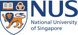 National University of Singapore, logo.